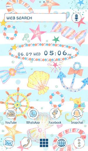 Cute Theme-Marine Pastels- 1.0.0 Windows u7528 5