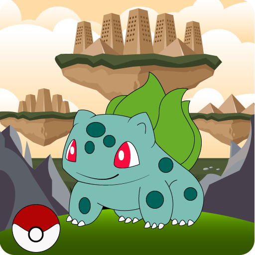 super bulbasaur, adventure