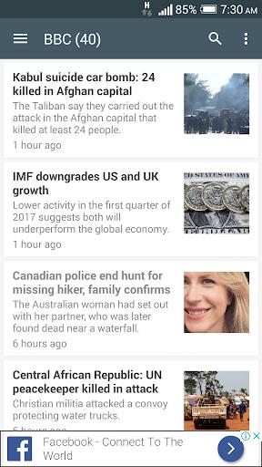 World News  screenshots 3