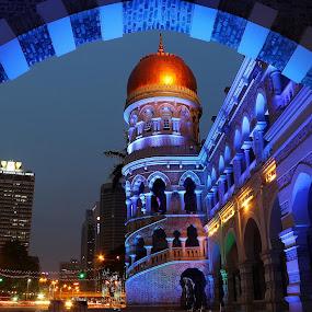 Dataran Merdeka by Mohd Norsabree Sailan - Buildings & Architecture Architectural Detail ( sabree, buildings, pwcdetails, malaysia, architecture, dataran merdeka, kuala lumpur )