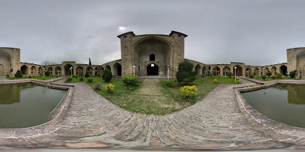 Photo: Farahabad Mosque complex