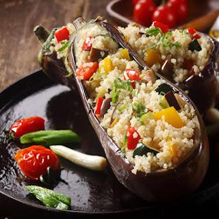 Quinoa Eggplant Recipes