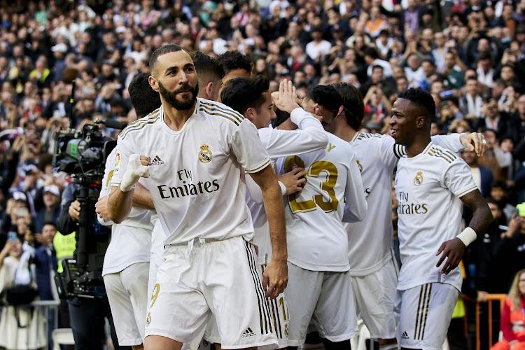 Real Madrid opnieuw een stapje dichter bij de titel na een uitstekende avond voor de Rode Duivels