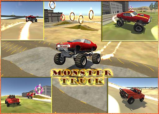 モンスタートラックの3D:レジェンド