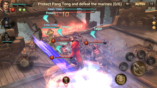 Dynasty Warriors: Unleashed 1.0.15.5 screenshots 7