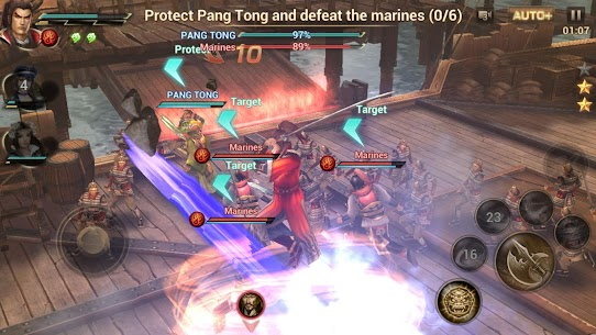 Dynasty Warriors: Unleashed Mod 1.0.31.3 Apk [High Attack] 7