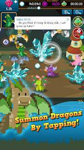 Dragon Keepers - Fantasy Clicker Game - náhled
