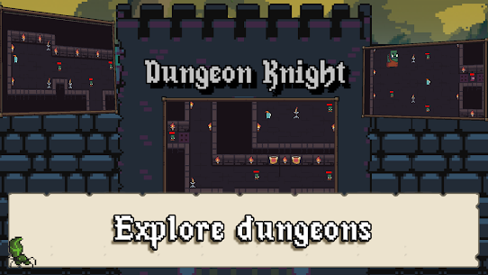 Dungeon Knight: Soul Knight or Monster Mod Apk (God Mode + No Ads) 1