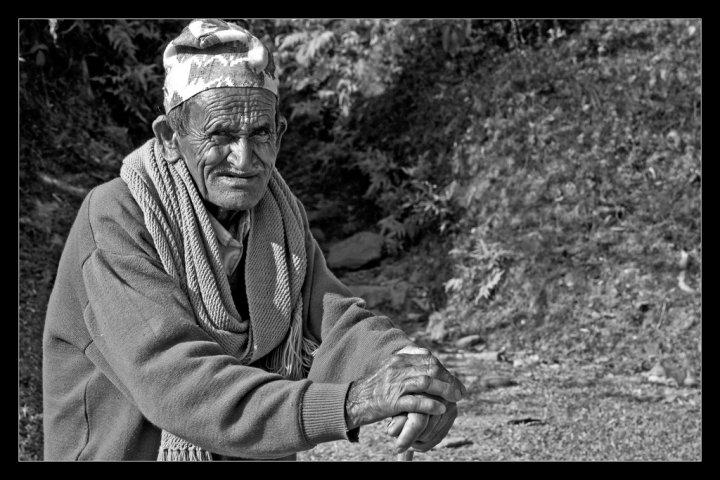 Nepalese di crileto