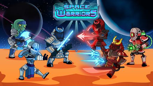 Space Warriors - Sci-fi Strategy Combat Game 1.0 screenshots 4