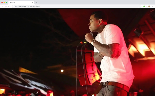 Kevin Gates New Tab Rap HD Wallpapers Theme