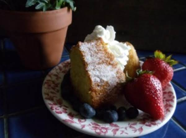 Bolo De Laranga (orange Sponge Cake) Recipe