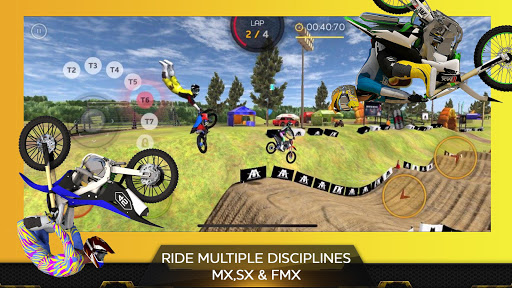 TiMX: This is Motocross screenshots 2