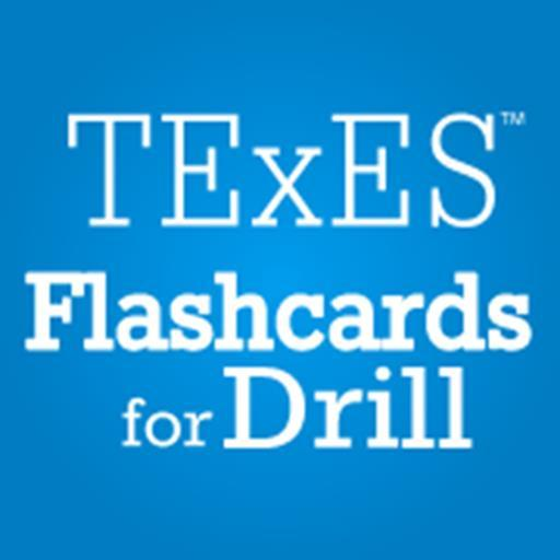 TExES FlashCards for Drill