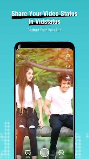 VidStatus - Share Your Video Status screenshots 1