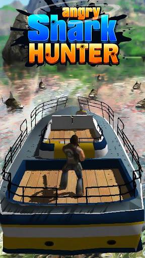 Angry Shark Hunter apktram screenshots 9