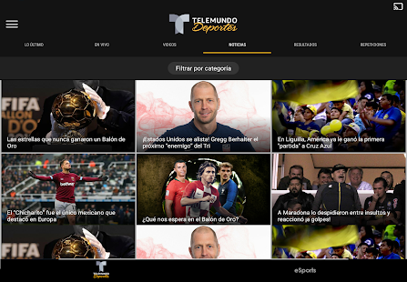Telemundo Deportes 15