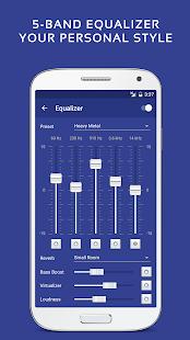 Pulsar Music Player Pro Screenshot