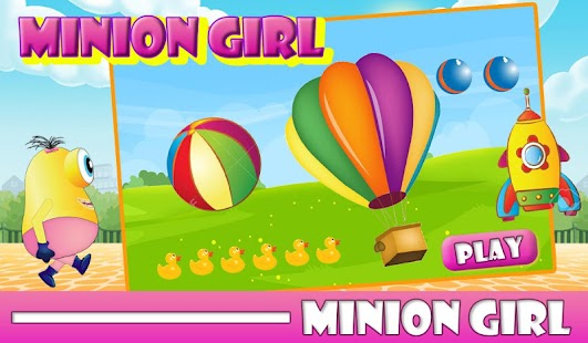 Girls minion banana games APK for Blackberry | Download Android APK