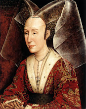Photo: Isabella of Portugal, c. 1500