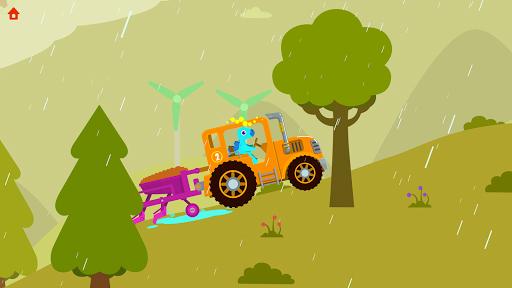 Dinosaur Farm Free - Tractor 1.1.1 screenshots 2