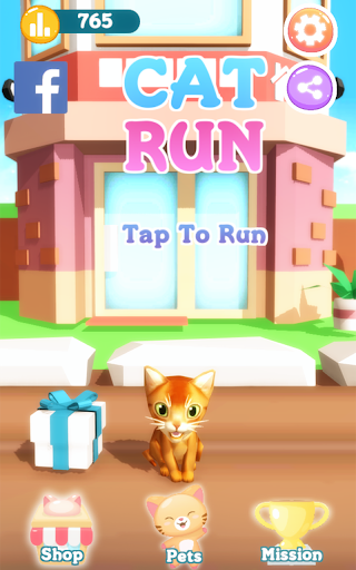 Cat Run 1.1.7 screenshots 7