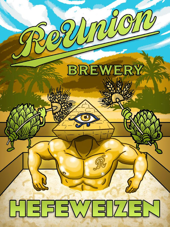 Logo of ReUnion Hefeweizen