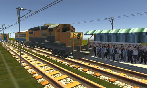 免費下載模擬APP|Train Driving Simulator 3D app開箱文|APP開箱王