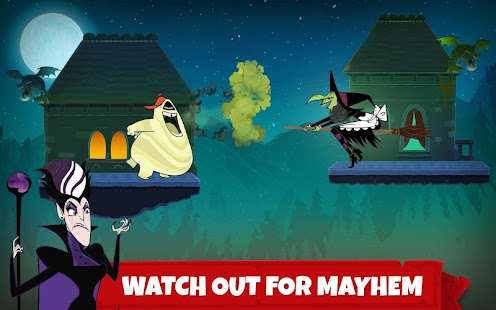 Hotel Transylvania Adventures - Run, Jump, Build! Screenshot