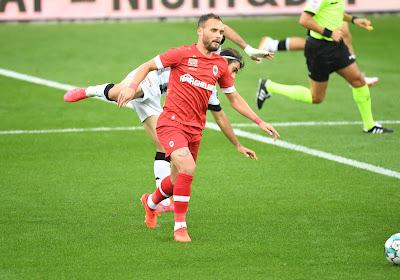 Plus qu'un match et Birger Verstraete sera définitivement Anversois
