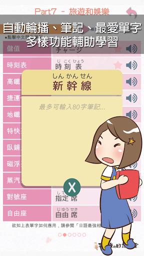 日語最強相關用語-王可樂の日語教室 screenshot 4