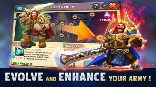 Clash of Lords 2: New Age screenshot 3