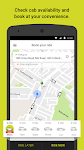 screenshot of Ola. Get rides on-demand