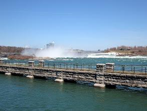 Photo: Approaching the falls