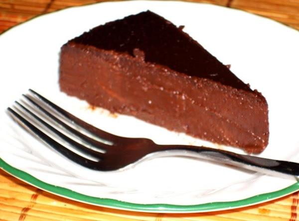 Flourless Chocolate Cake (sugar And Gluten Free) Recipe