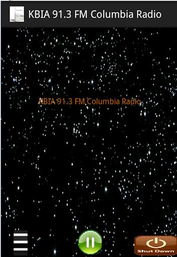 KBIA 91.3 FM Columbia Radio
