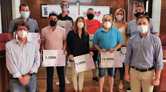 Vera concede una ayuda de 42.600 euros a los clubes deportivos