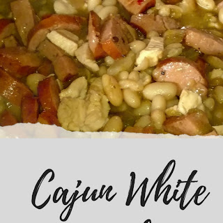 Cajun White Bean Chili Recipe