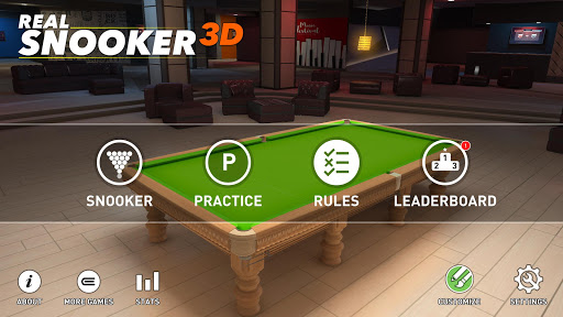 Real Snooker 3D 1.14 screenshots 5