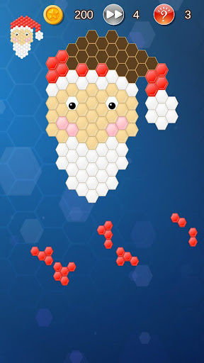 Hexa Mosaic - Block Puzzle by JuraGames (Google Play, United States