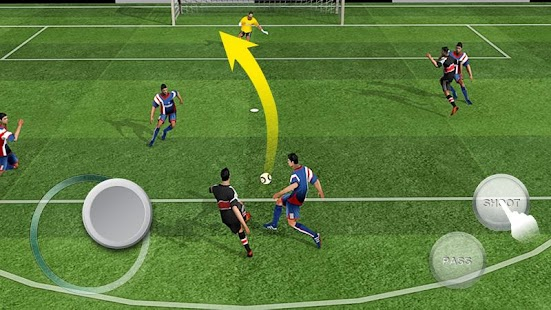Ultimativer Fußball Screenshot