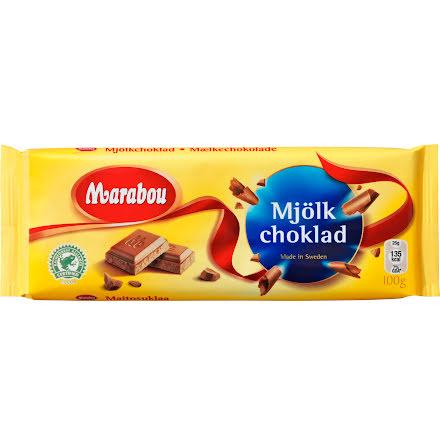 Marabou Mjölkchoklad 100g
