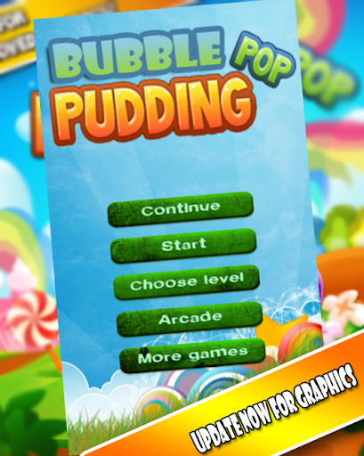 Bubble Pudding POP