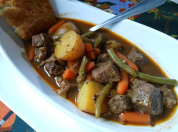 Beef & Vegetable Stew Two Ways Recipe