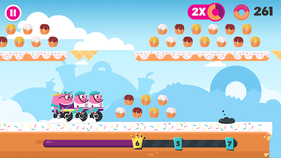 Donut Rush- screenshot thumbnail