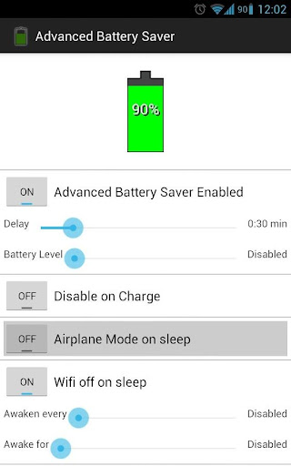 Battery Booster Android Phone
