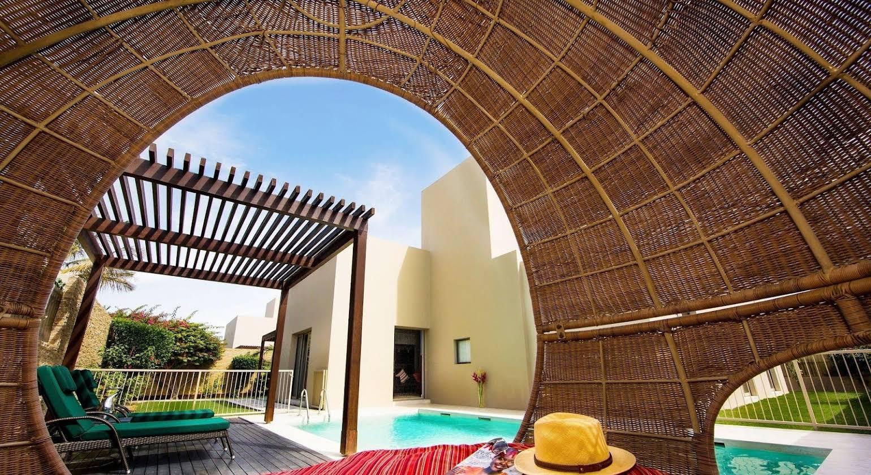Desert Palm by Per Aquum Retreat