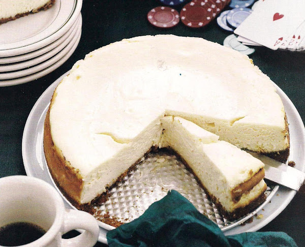 Carmela's New Jersey Cheesecake Recipe