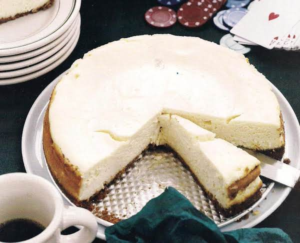 Carmela's New Jersey Cheesecake Recipe