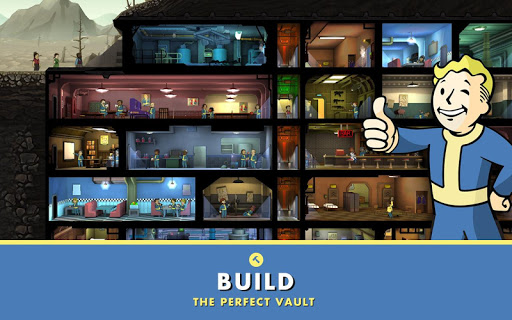 Fallout Shelter apktram screenshots 10